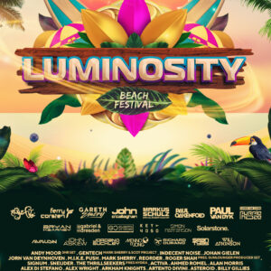 Luminosity Beach Festival 2021
